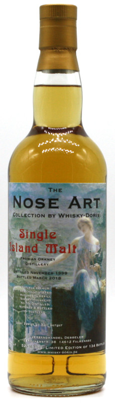 Orkney 1999 Nose Art Collection by Whisky-Doris